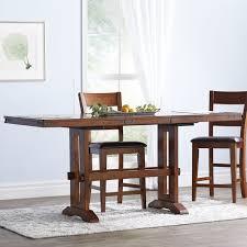 loon peak extendable dining table loon peak agatha counter height extendable dining table reviews