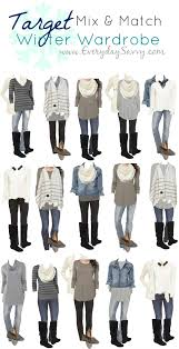 womens slouch boots target target mix and match winter wardrobe capsule wardrobe
