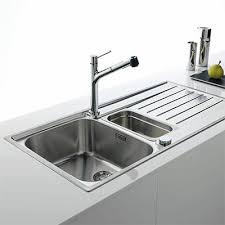 bac cuisine inox évier de cuisine moderne et design franke espace aubade