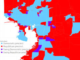 2012 Election Map by Hillsborough The Florida County That May Decide This Election