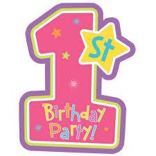 1st birthday invitations big w