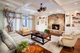 pictures of living rooms with fireplaces white room with stone fireplace