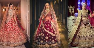 wedding collection indian bridal dresses designs trends 2018 19 wedding collection