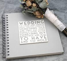 wedding album books wedding album memory book by posh totty designs interiors