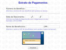 www previdencia gov br extrato de pagamento extrato inss consulta inss pela internet extrato inss