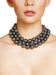 black necklace with pearl images When and how to wear your black pearl necklace pearls only jpg