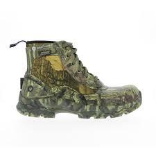 bogs high range hiker camo men 8 in size 10 mossy oak waterproof