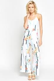white wide leg jumpsuit white wide leg jumpsuit just 5