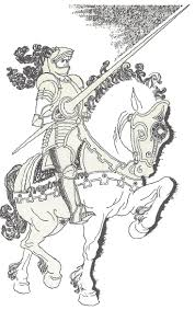 51 best castles and knights images on pinterest coloring knight