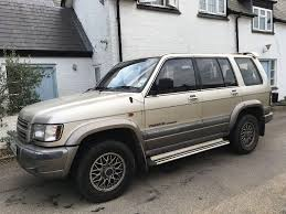 reduced for quick sale isuzu trooper citation v6 petrol automatic
