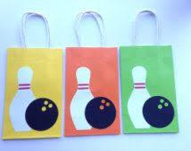 Diy Bowling Favors by Bowling Favors Bowling Bags Bowling Goody Bags