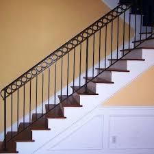 stair railing ideas best ideas glass stair railing