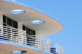 art deco balcony art deco balcony on a bright sunny day stock photo image of sunny