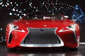 the new lexus lf gh first look lexus lf lc breaks cover at detroit forcegt com