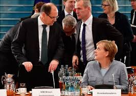 Latest Cabinet Ministers Merkel Warns Cabinet After Spd Blasts Minister U0027s Weedkiller Vote
