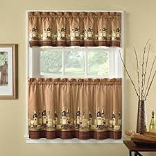 24 Inch Kitchen Curtains 24 Inch Tier Kitchen Curtains Beautiful 24 Inch Length