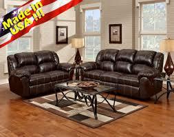 Ricardo Leather Reclining Sofa Fjellkjedennet - Ricardo leather reclining sofa