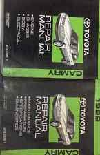 1993 toyota camry repair manual toyota camry service manual ebay