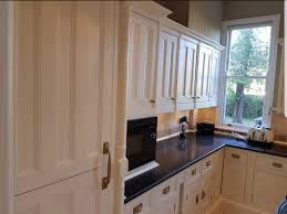 how to paint kitchen cabinet doors uk kitchen cabinet painters harrogate painted kitchens