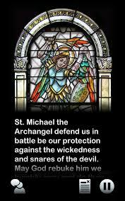 Seeking Stain Cast Prayer St Michael App Ranking And Store Data App