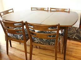 mid century modern dining room table u2013 blatt me