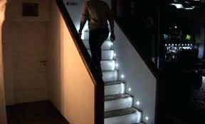 deck stair lighting led u2013 contemplative cat