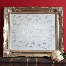 wedding signing frame personalised wedding signing frame wedding parisian wedding and