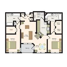 bedroom plans floor plans the park at river oaks luxury apartments living