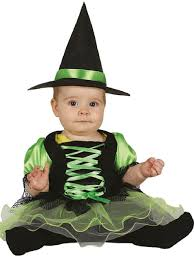 baby girls green tutu witch fancy dress costume fancy me limited