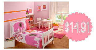 4 piece toddler bedding set 14 91 shipped southern savers