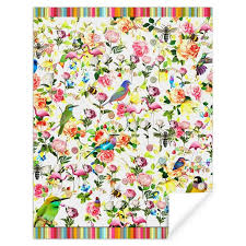 hello wrapping paper summer gift wrap