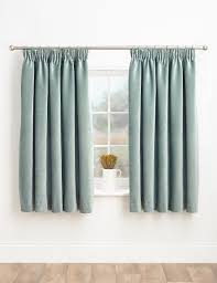 How To Fit Pencil Pleat Curtains Chenille Pencil Pleat Curtains M U0026s