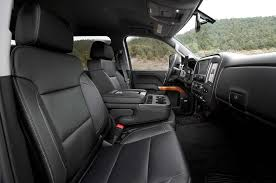 Nicest Truck Interior 2015 Chevrolet Silverado 2500hd Ltz First Test Motor Trend