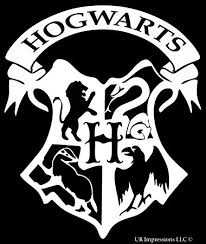 hogwarts alumni sticker hogwarts crest harry potter decal vinyl sticker cars