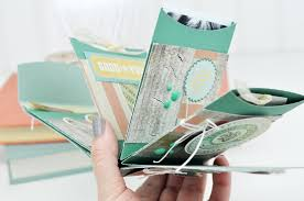 pocket photo album scrapbook cards today create today process with jen