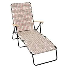 Chase Lounge Chairs Amazon Com Rio Brands Rio Deluxe Folding Web Chaise Lounge Chair