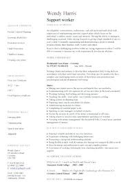 sample social work resume template temporary worker cover letter