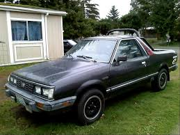 subaru justy lifted 1986 subaru brat information and photos momentcar