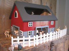 Free Wooden Toy Barn Plans by Childrens Toy Wooden Barn We Would Like To Build A Toy Barn For