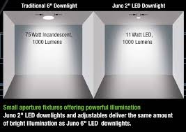 juno led recessed lights 2 led recessed downlights from juno lighting at lbc lighting