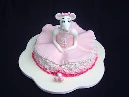 birthday cake designs angelina ballerina a birthday cake o u2026 flickr