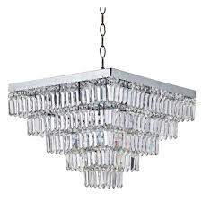 Square Chandelier Formidable Square Chandelier For Your Home Design Ideas With