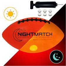 nfl motion activated light up decals light up football trainers4me