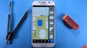 how to create floor plans with phone floor plan creator app