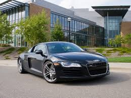 audi r8 blacked out 2009 audi r8 r tronic audi sport coupe review automobile magazine
