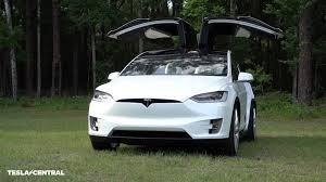 tesla model x p90d review a first draft of the electric future