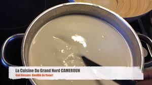 la cuisine du nord gari kossam