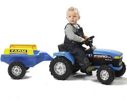 ride on pedal tractor toys rolly u0026 falk sit on tractors trailers