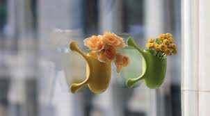 photos quirky suction cup planters let you grow a garden on your