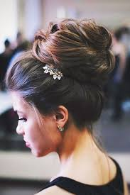 bridal hair bun collections of photos of hairstyles for weddings